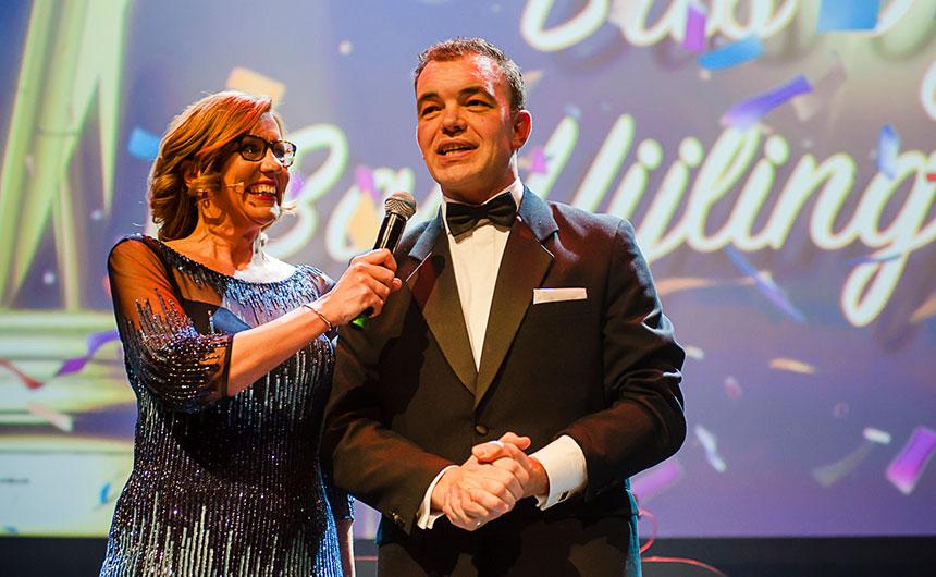Dutch Wedding Awards 2016/2017 - Pauline Suidgeest Ceremoniespreker