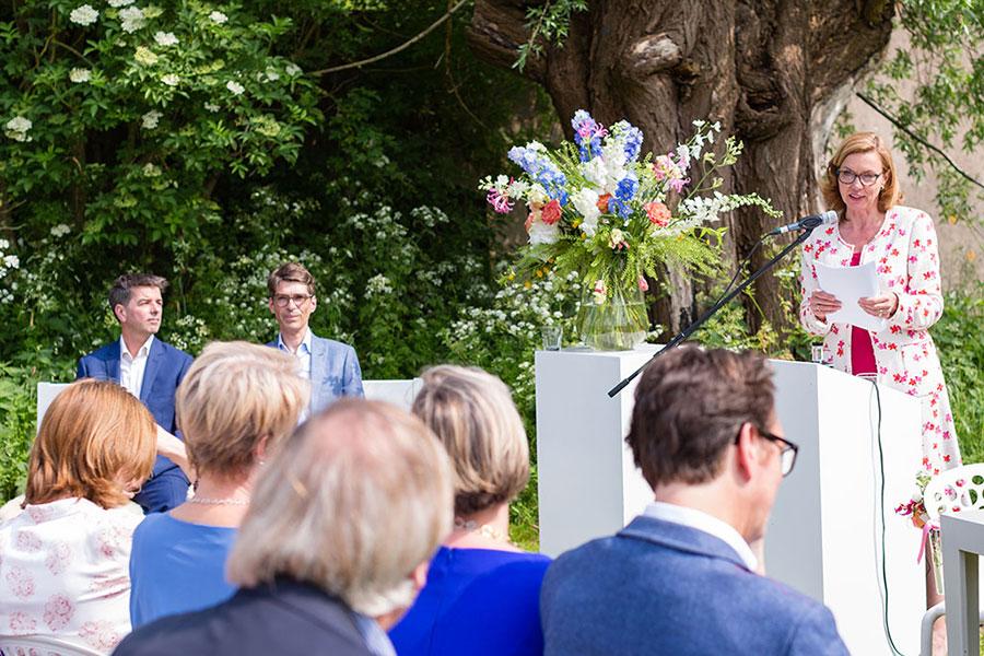 Ervaringen Frank en Paul - Pauline Suidgeest Ceremoniespreker