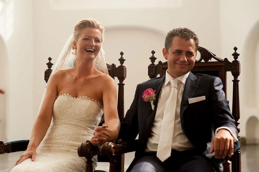 Ervaringen Richard en Caroline - Pauline Suidgeest Ceremoniespreker