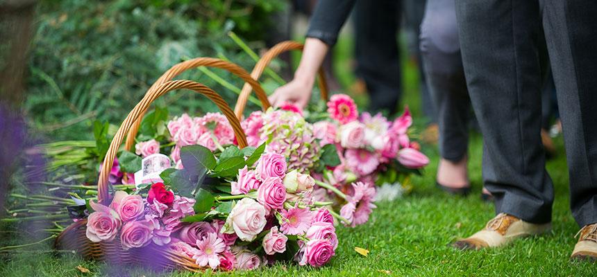 Rouwceremonie - Pauline Suidgeest Ceremoniespreker